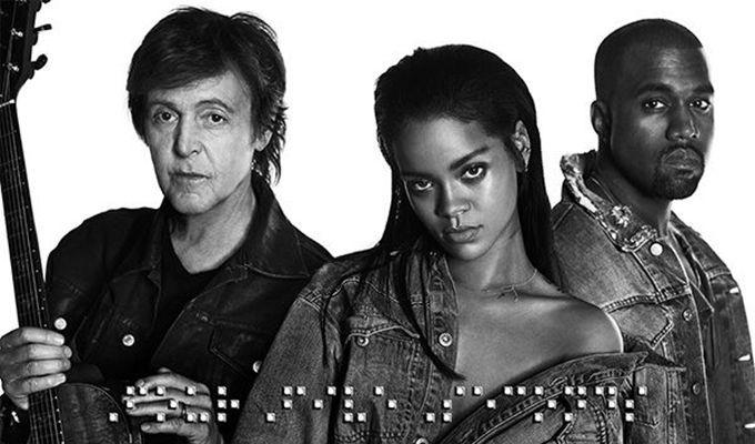¿A que grupo pertenecía el guitarrista que interpreta junto a Rihanna y Kanye West la canción FourFiveSeconds?