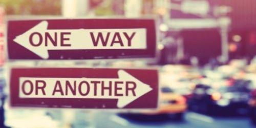 ¿De canciones de que grupo/grupos  proviene la canción One Way or Another (Teenage Kicks) de One Direction?