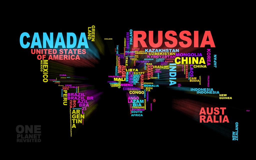 760 - ¿Eres capaz de identificar los países de las imágenes?