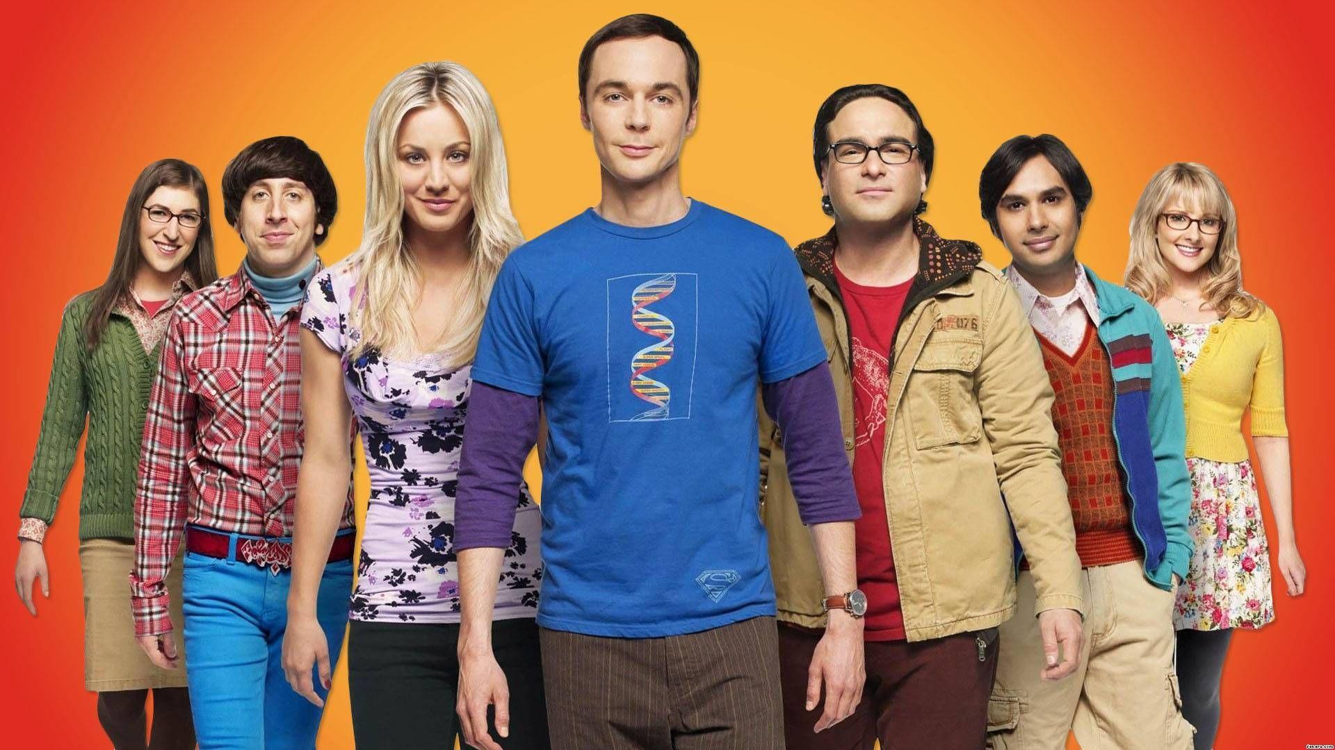 593 - ¿A qué personaje de The Big Bang Theory te pareces?