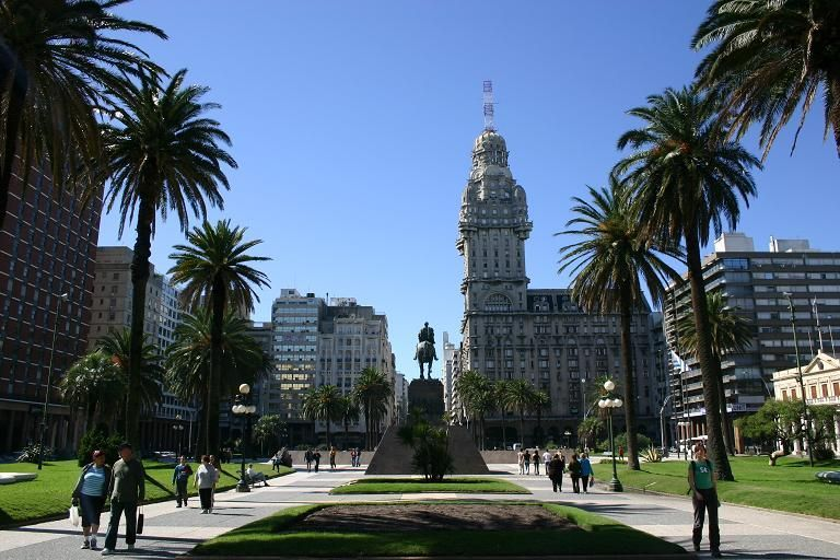 Capital de Uruguay