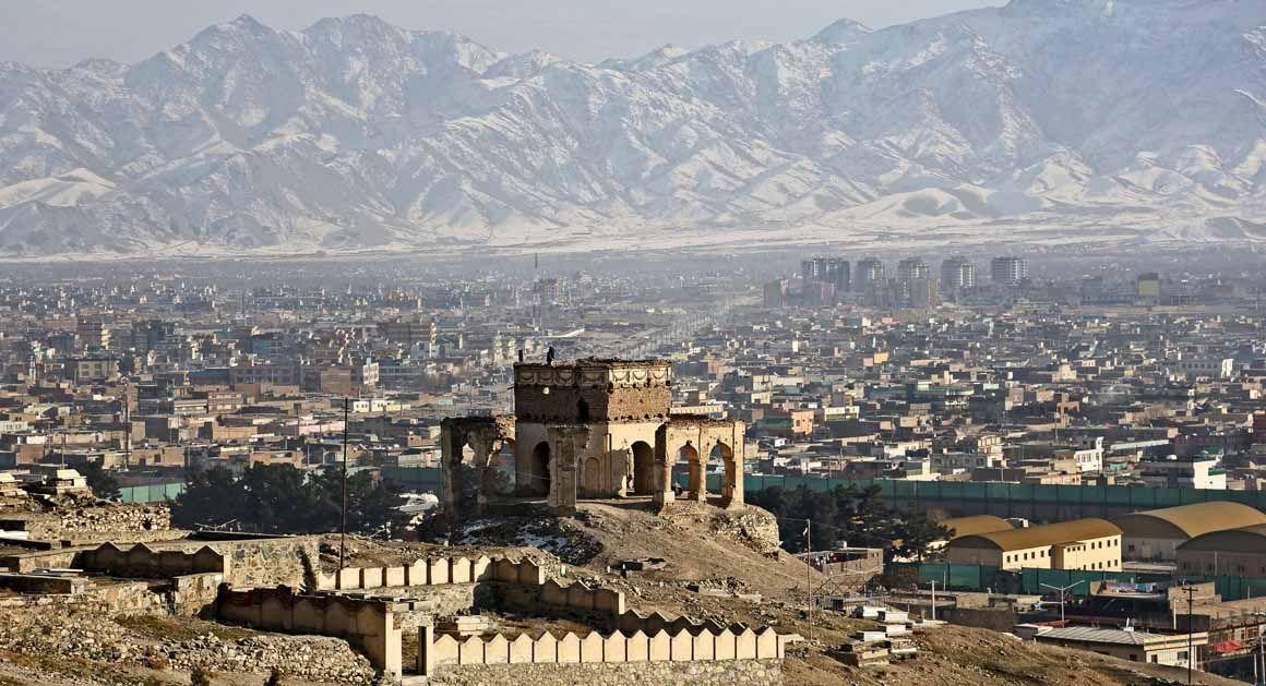 Capital de Afganistan
