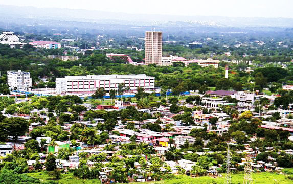 Capital de Nicaragua