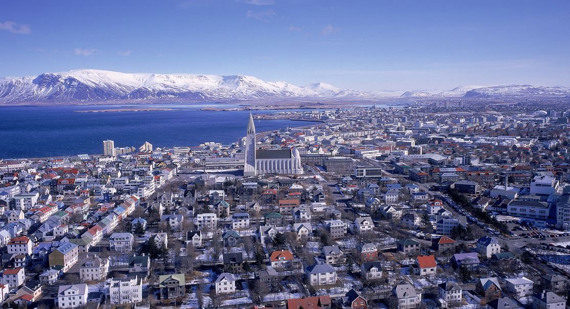 Capital de Islandia