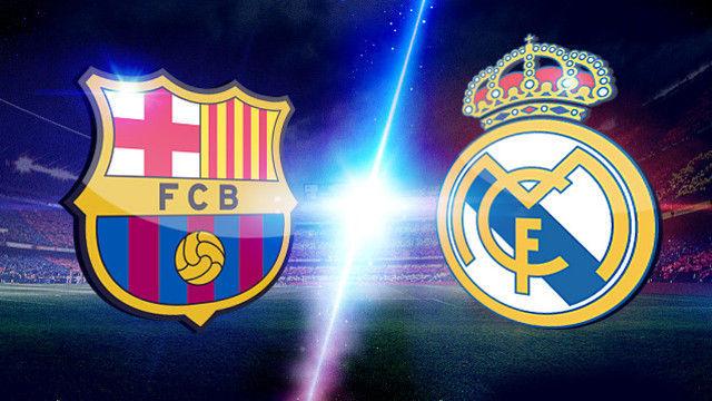 Barça vs. Madrid. Vamos, brilla, es tu momento.