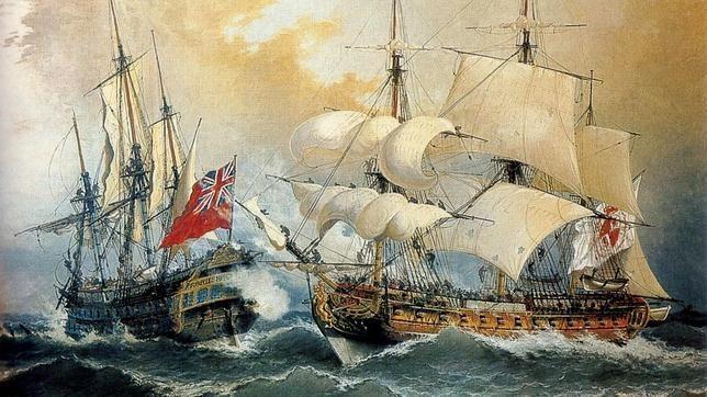¿En qué siglo es creada la Armada Española?