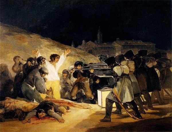 ¿Contra qué país lucha España en la Guerra de Independencia Española?
