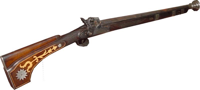 ¿Cuál de estas armas fue inventada por España?