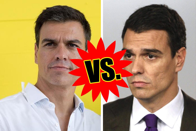 Creo que España se ha decantado por Pedro Sánchez porque...