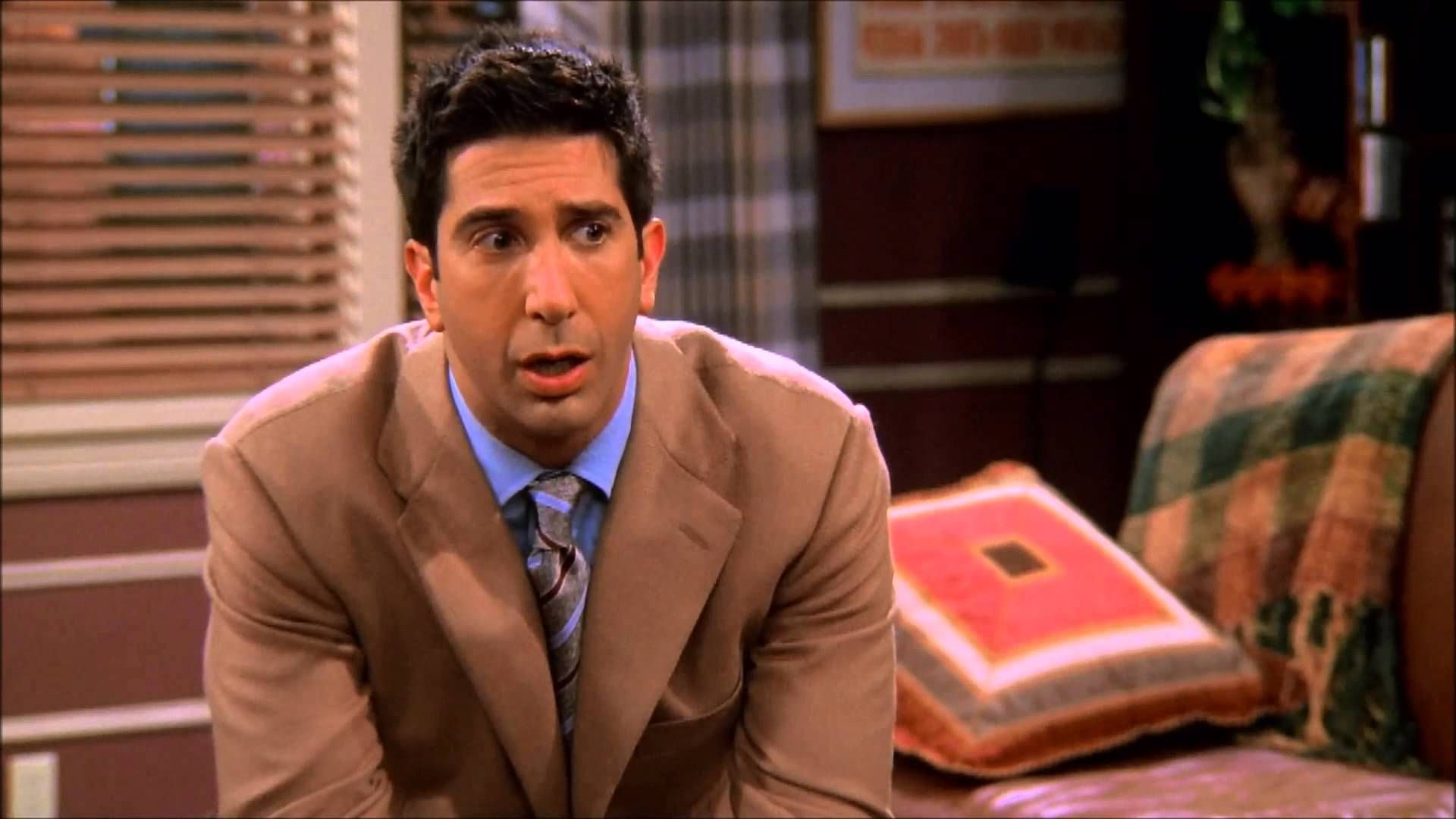 ¿En qué trabaja Ross Geller las últimas temporadas?