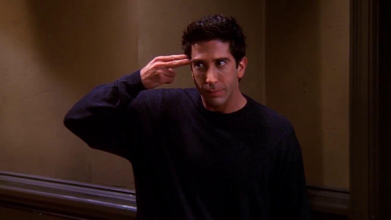 ¿Cuántas veces se casó Ross?