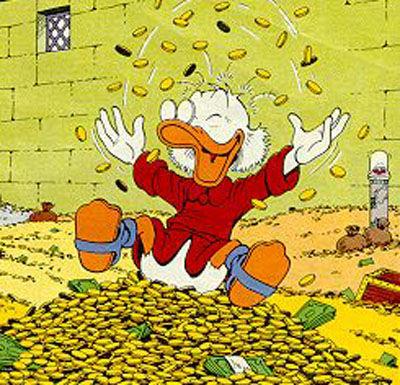 Si tuvieras mucho dinero, ¿en qué lo gastarías?