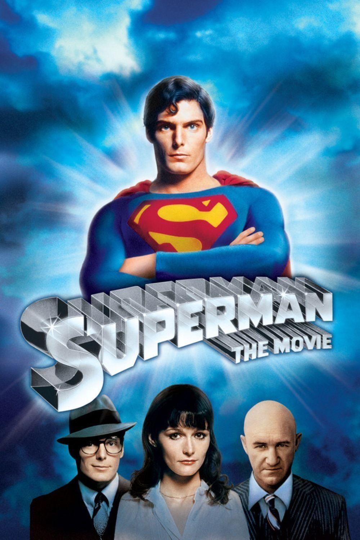 ¿Quién interpreta a Superman en su película de 1978?