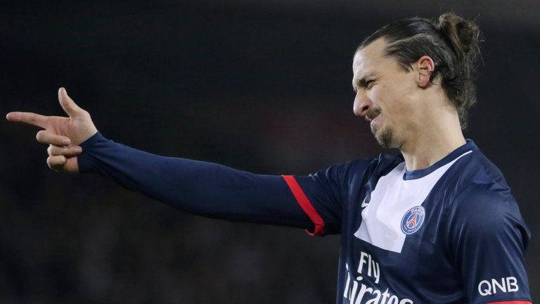 El carismático Zlatan Ibrahimović milita actualmente en el PSG de Francia ¿Cuántas temporadas lleva en el club parisino?
