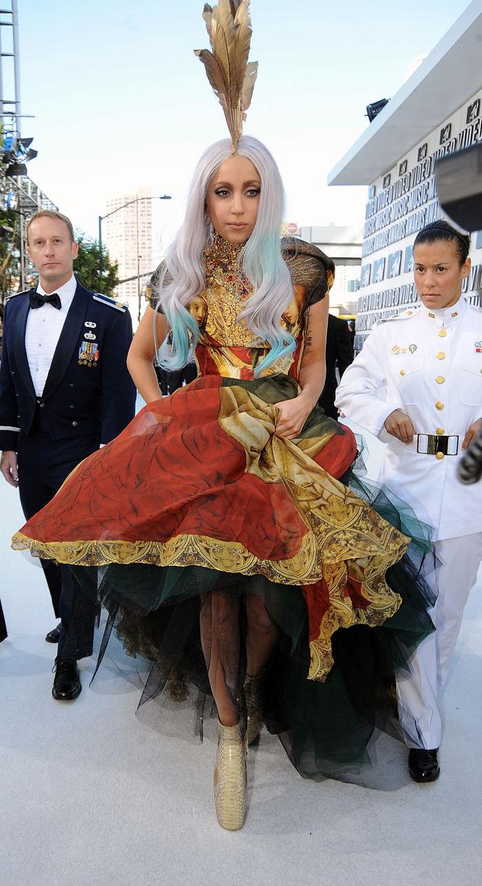 ¿Cuánto mide Lady Gaga?
