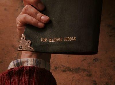 ¿Quién mete el diario de Tom Riddle en el caldero de Ginny?