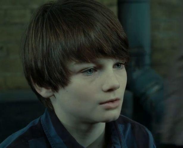 Aparte de Albus, Harry le puso a su hijo de nombre Severus...¿Por qué?