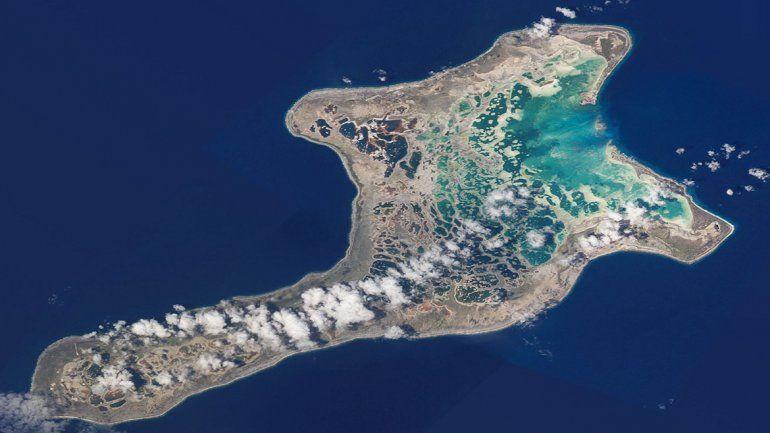¿Dónde está la Isla de Navidad?
