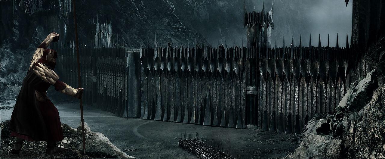 ¿Qué facción y reino del este era aliado de Mordor en la Guerra del Anillo?