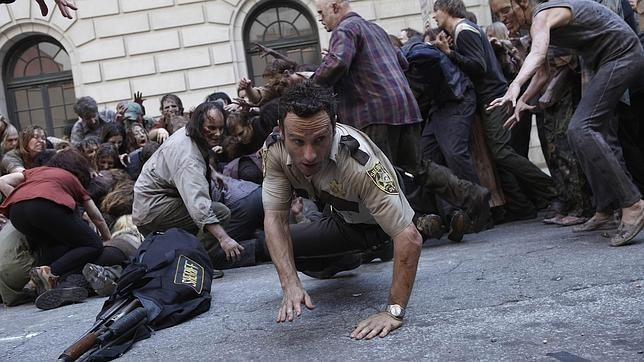 ¿Cuántos zombies se calcula que hay por cada humano?