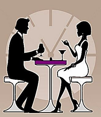 Estás en una cita. ¿Cómo procedes?