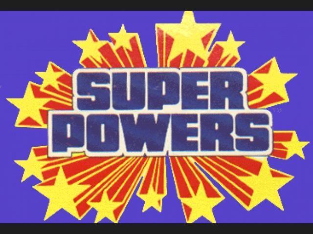 834 - ¿Qué superpoder te corresponde?