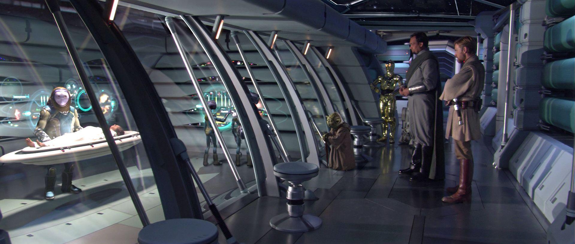 ¿En qué planeta nacieron Luke y Leia?