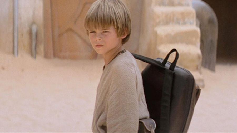 ¿Cuántos midiclorianos contenía la sangre de Anakin Skywalker?