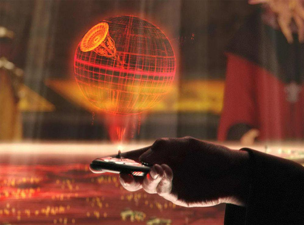 ¿Quienes fueron los encargados de diseñar los planos de la Primera Estrella de la Muerte?