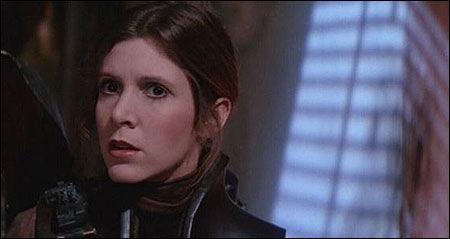 ¿De qué se disfrazó Leia para rescatar a Han Solo en el palacio de Jabba?