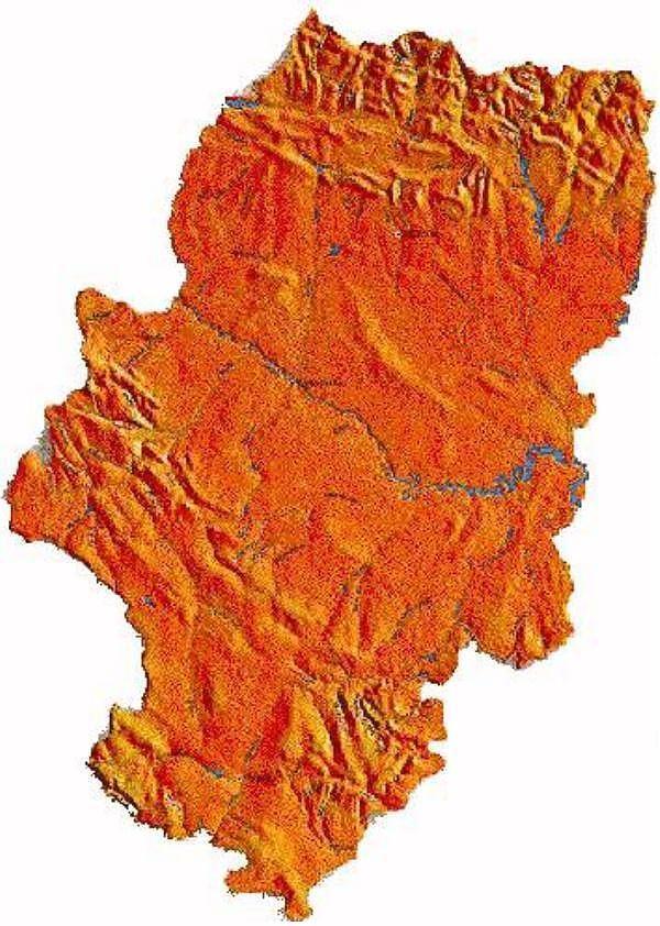 ¿Con cuantas Comunidades Autónomas limita Aragón?