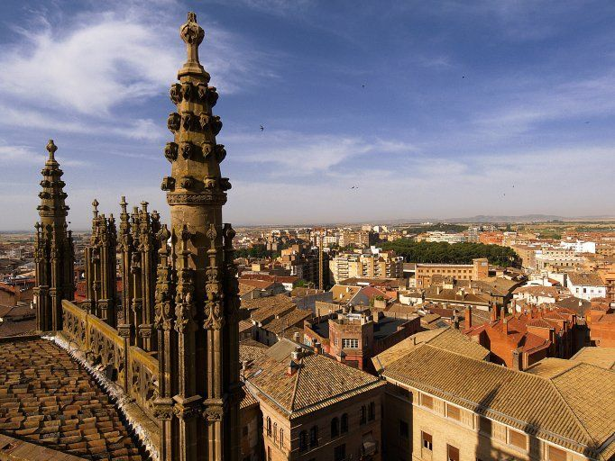 ¿Cómo llaman a los zaragozanos los de Huesca?