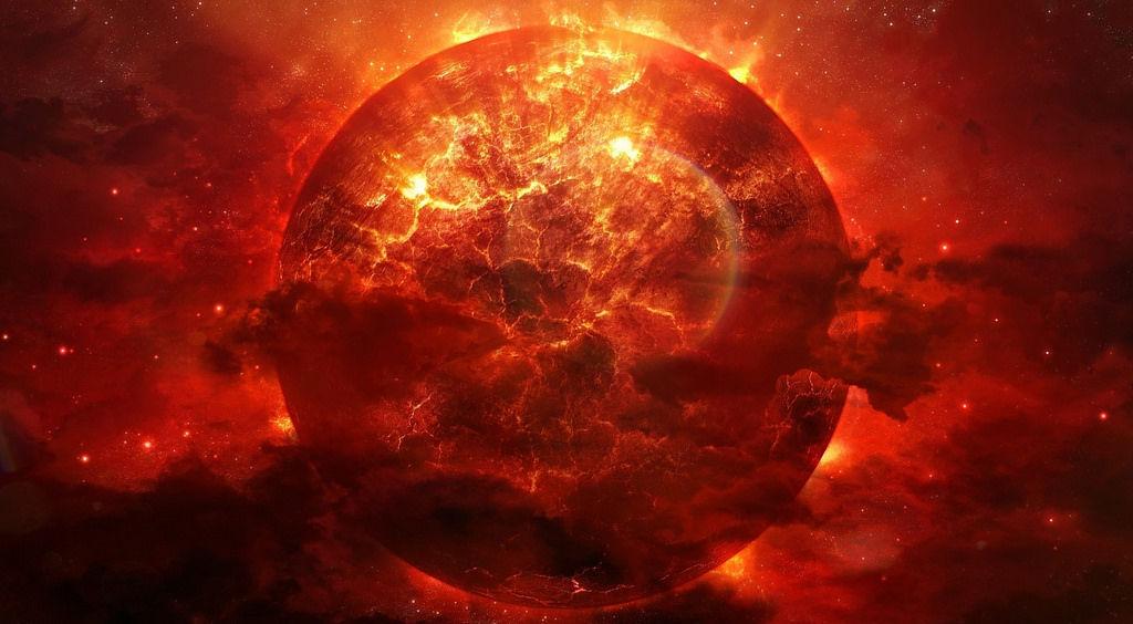 Pero el Sol no es lo más grande del Universo, ¡ni mucho menos! ¿Cuál es la estrella más grande hasta ahora descubierta?