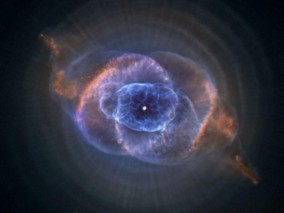 ¿Y esta Nebulosa?