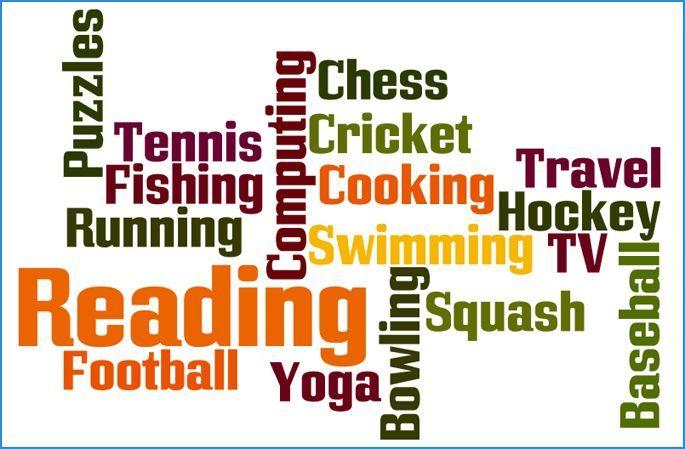 ¿Cual de estas actividades prefieres?