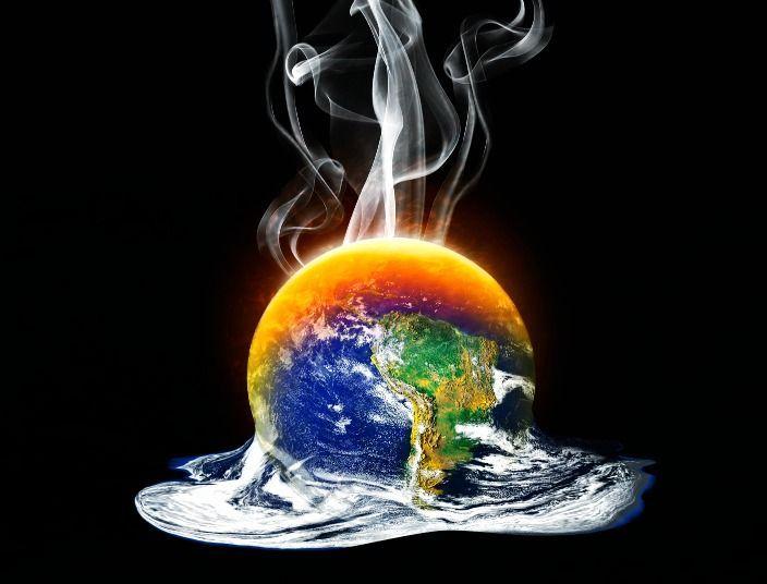 ¿Crees en el calentamiento global?