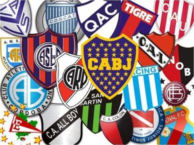 8476 - ¿Te conoces las camisetas de los equipos de la liga Argentina?