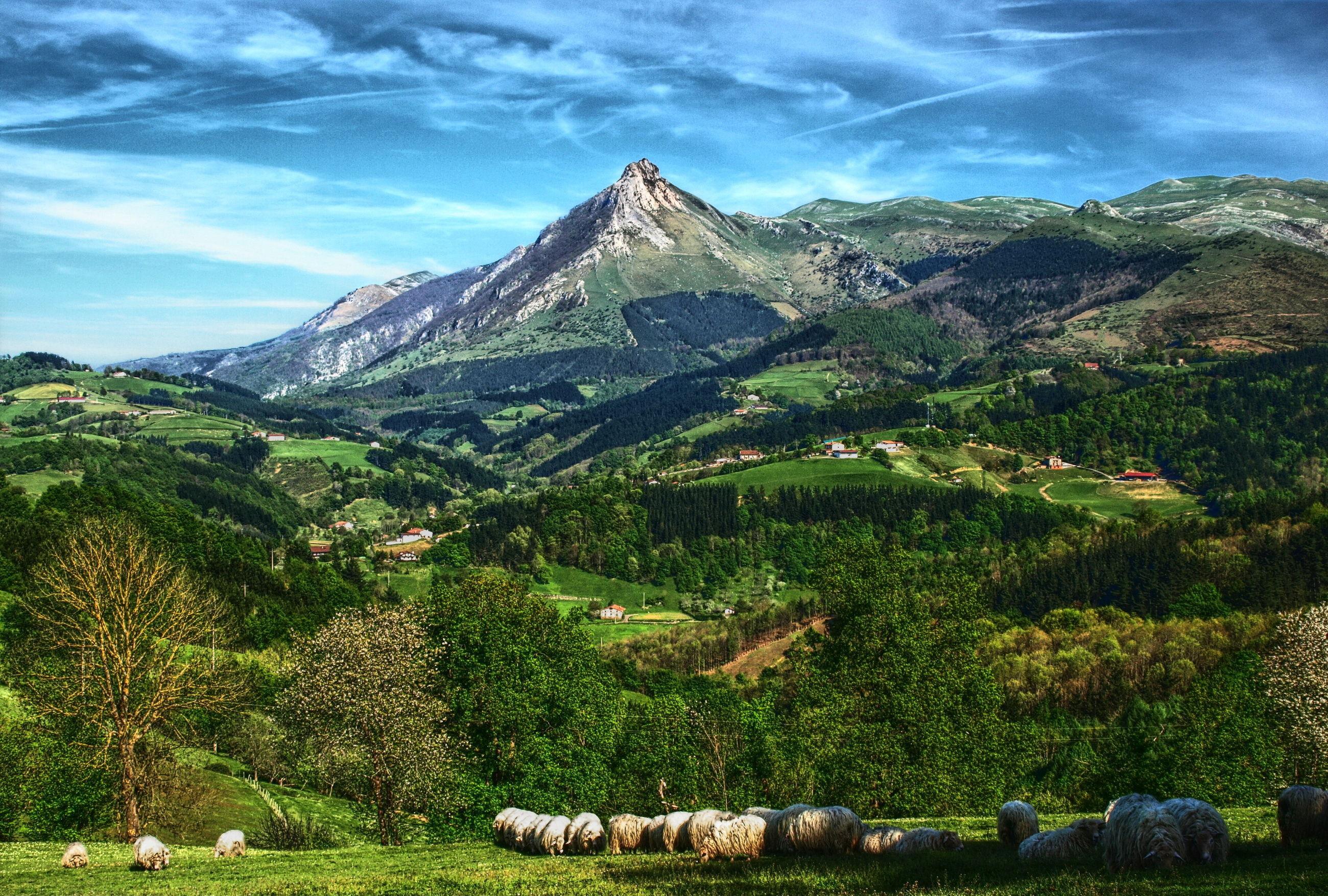 8483 - Montañas de España. ¿Serás capaz de saberlas todas?