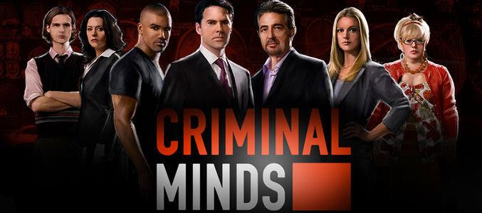 8498 - ¿Reconoces estos personajes de Mentes Criminales?
