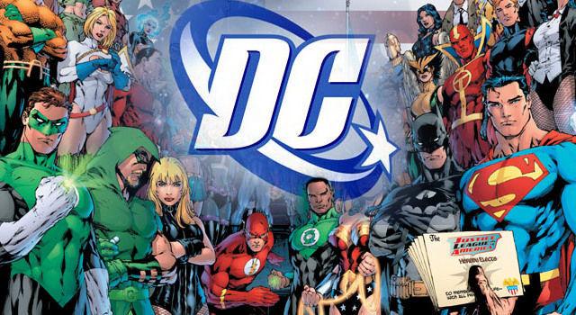 8438 - ¿Conoces a estos personajes de DC Comics? [Parte 1]