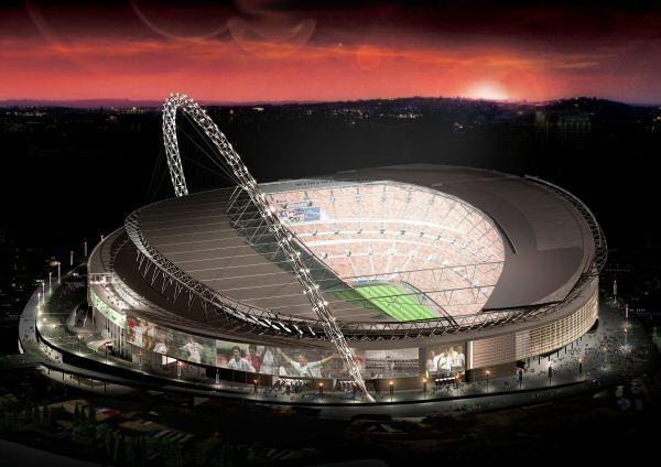 ¿Cuántas finales ha albergado Wembley Stadium en la última década?