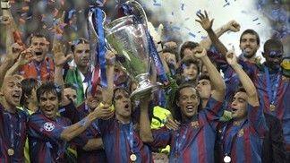¿Qué portero del Arsenal encajó los goles de Belletti y Eto'o en la final de la UCL 2006?