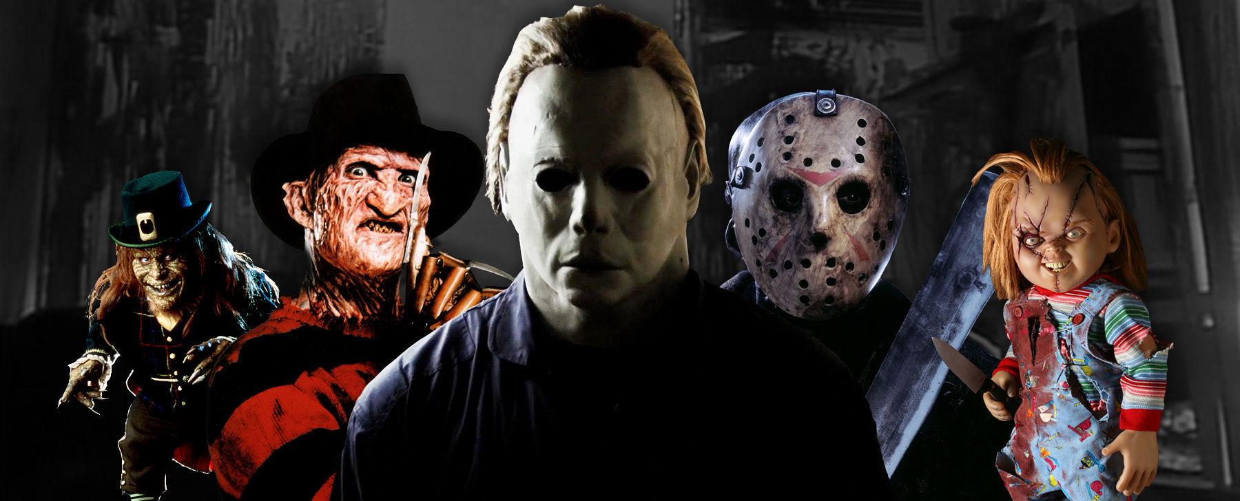 8525 - Personajes de películas de terror [Parte 1]