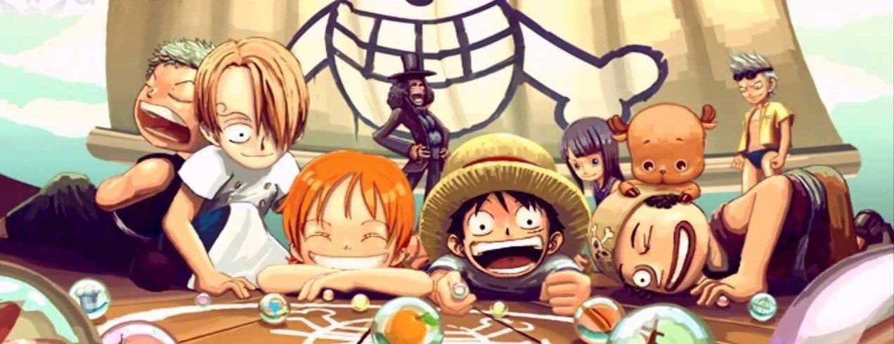 8527 - ¿Reconoces a los personajes de One Piece de niños?