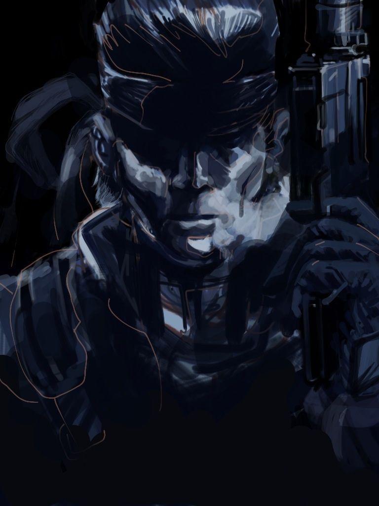 ¿Cuál es el verdadero nombre de Solid Snake?
