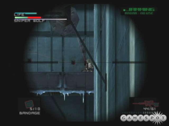 Nombre del fármaco que se usa en Metal Gear Solid para controlar los temblores temporalmente.