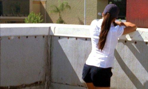 ¿Qué modelo/actriz española fué la estrella invitada en un episodio interpretando a La Ciudad?