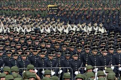 8522 - ¿Qué puesto ocuparías en un ejército?
