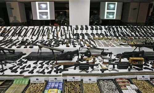 ¿Qué tipo de arma prefieres?