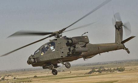 Un helicóptero enemigo ¿como lo enfrentas?